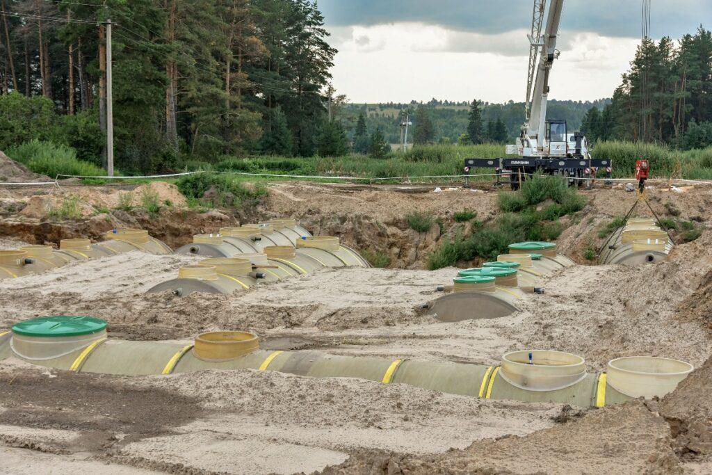 Благодаря нацпроектам в Моркинском районе идут  строительство и реконструкция объектов