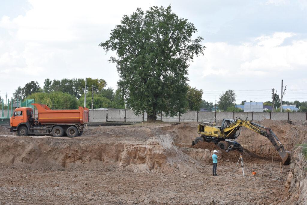 В Волжске построят плавательный бассейн