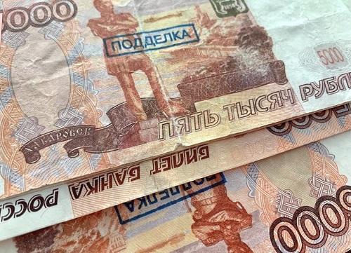 В Марий Эл выявлена 31 поддельная банкнота