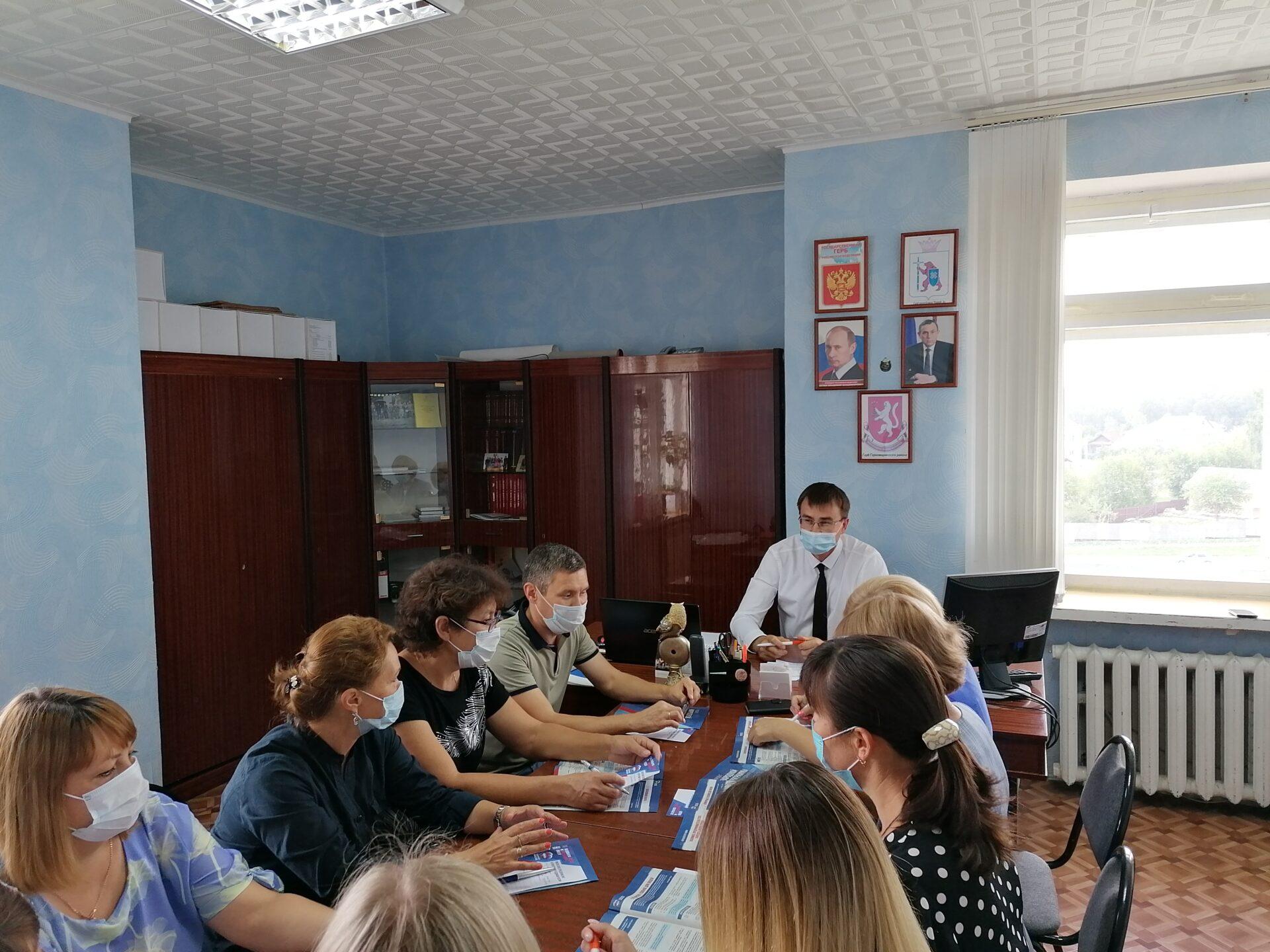 Горномарийские активисты «за» развитие медицины на селе