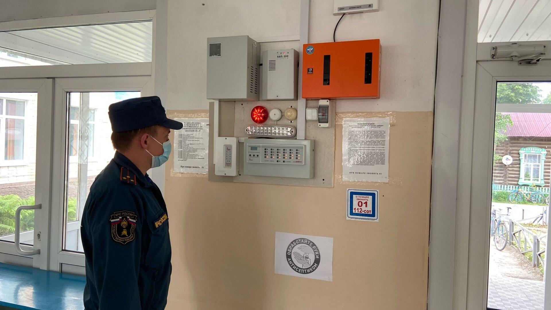 На 521 избирательном участке Марий Эл пожарные проведут проверку перед выборами