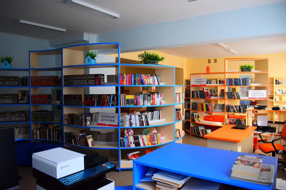В Йошкар-Оле откроется библиотека нового поколения