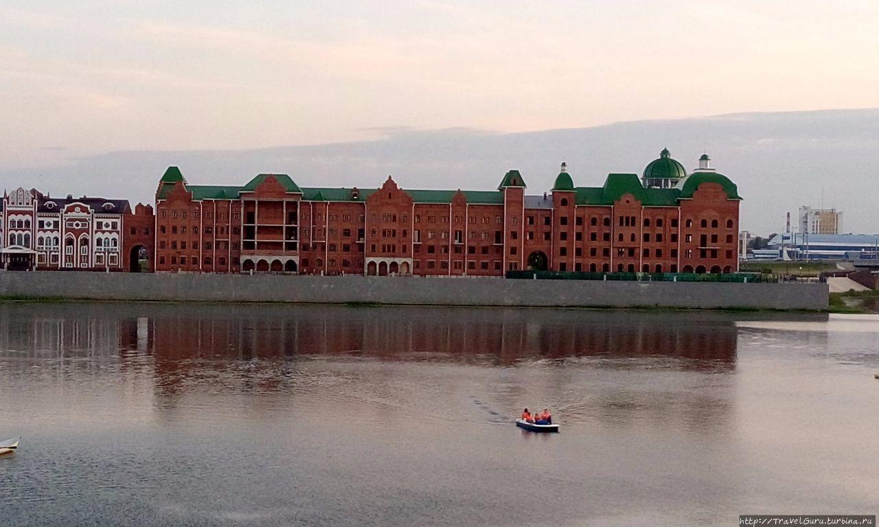 На набережной Йошкар-Олы откроется IT-университет