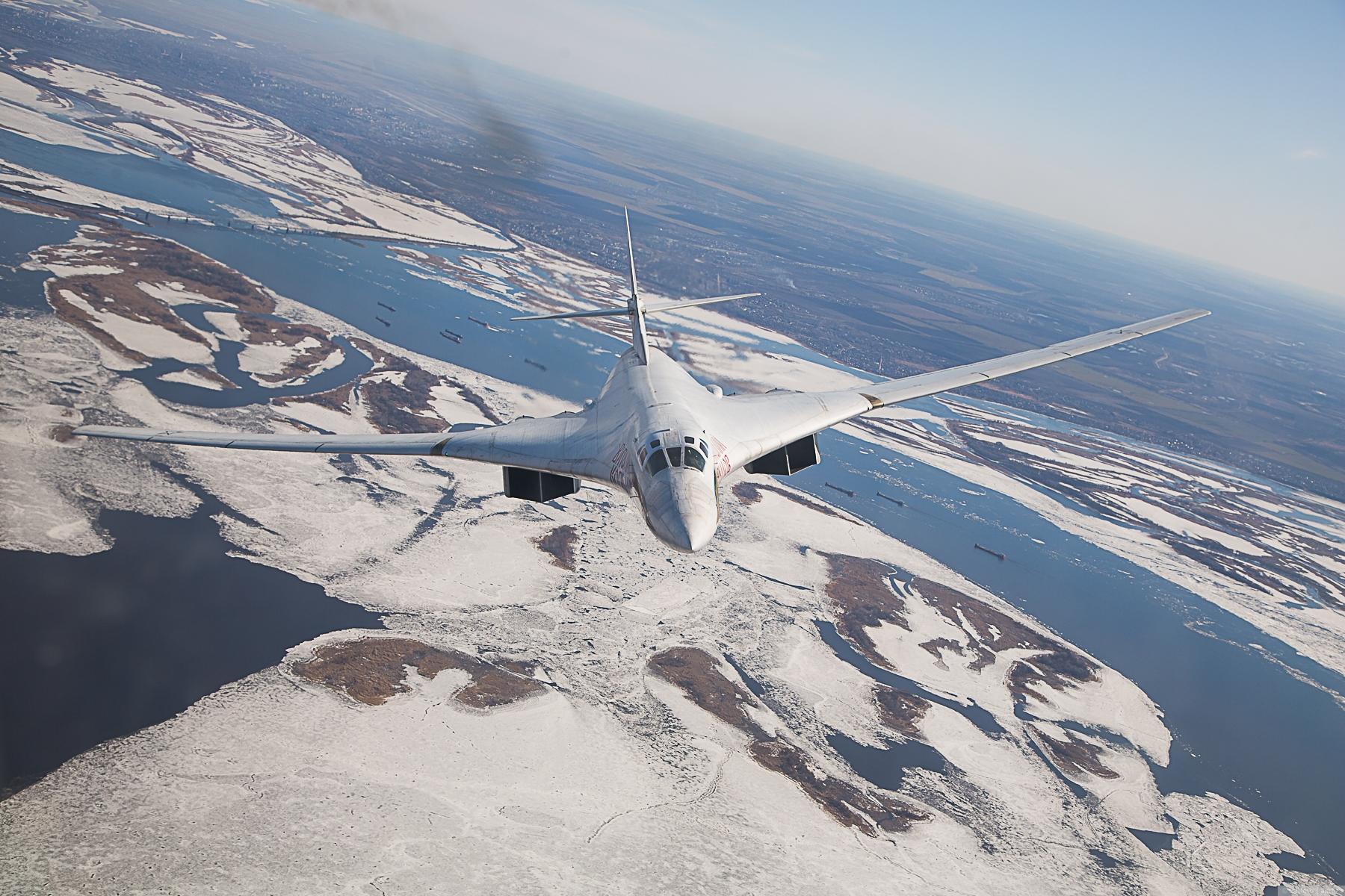 Sohu: военные в США ненавидят российские стратегические бомбардировщики Ту-160