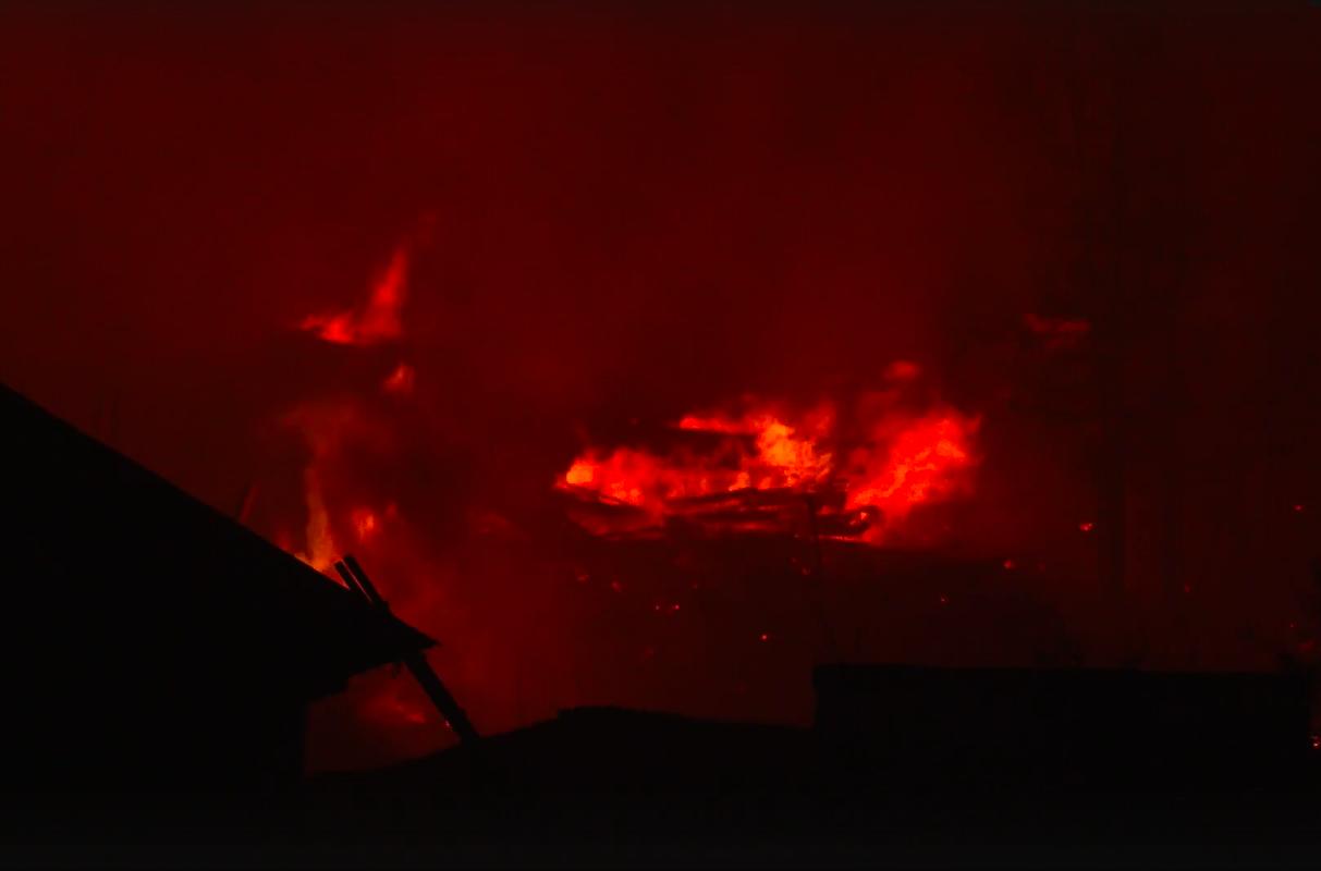 Лесной пожар в Марий Эл: главное на 23:00