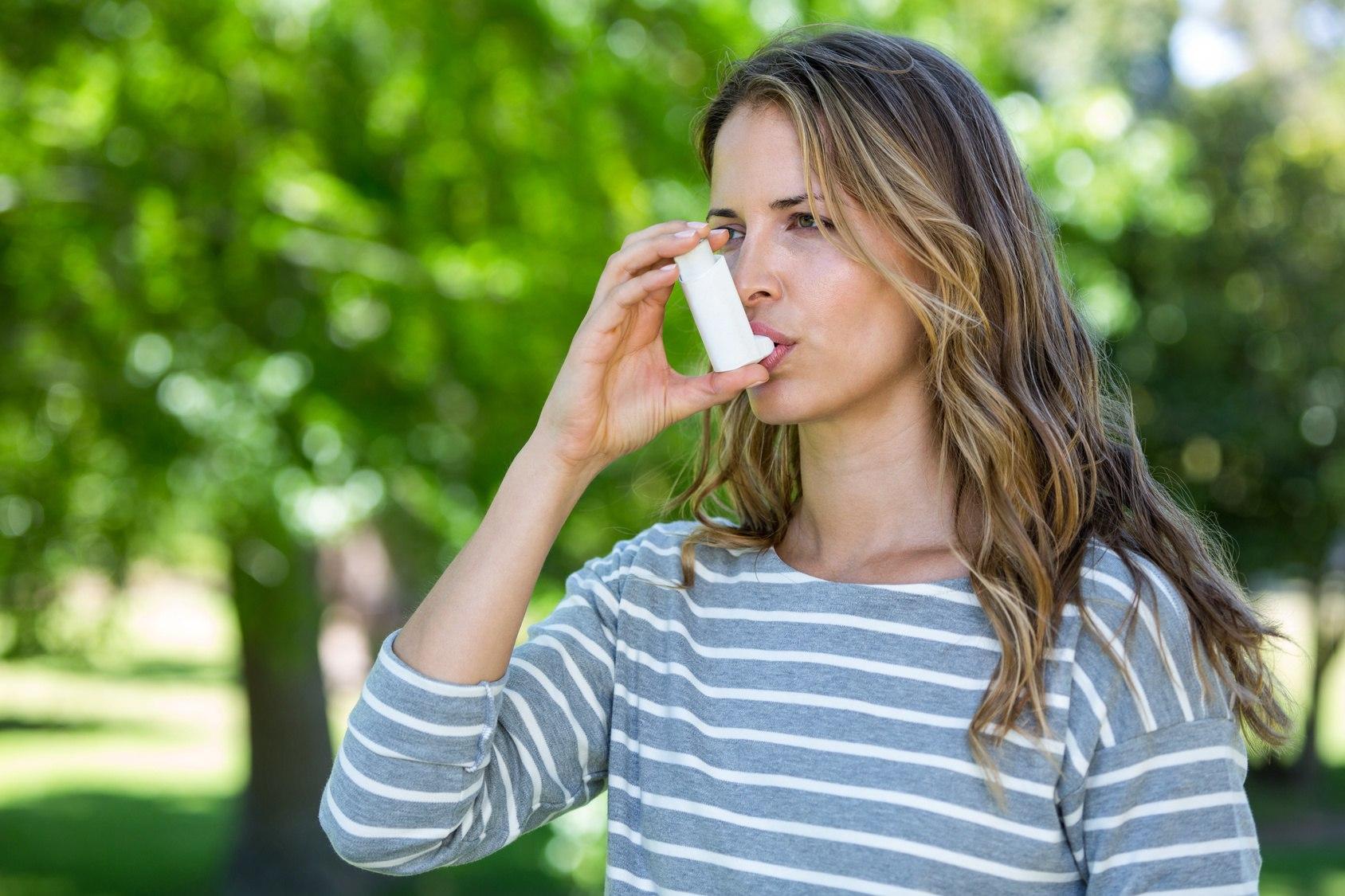 Пандемия коронавируса COVID-19 уменьшила у больных приступы астмы