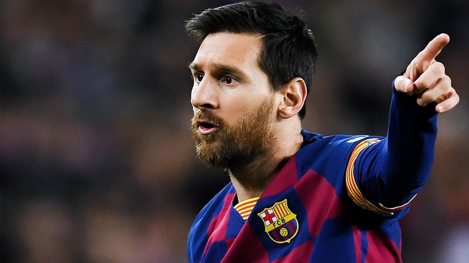 ФК «Барселона» объявил об уходе Лионеля Месси