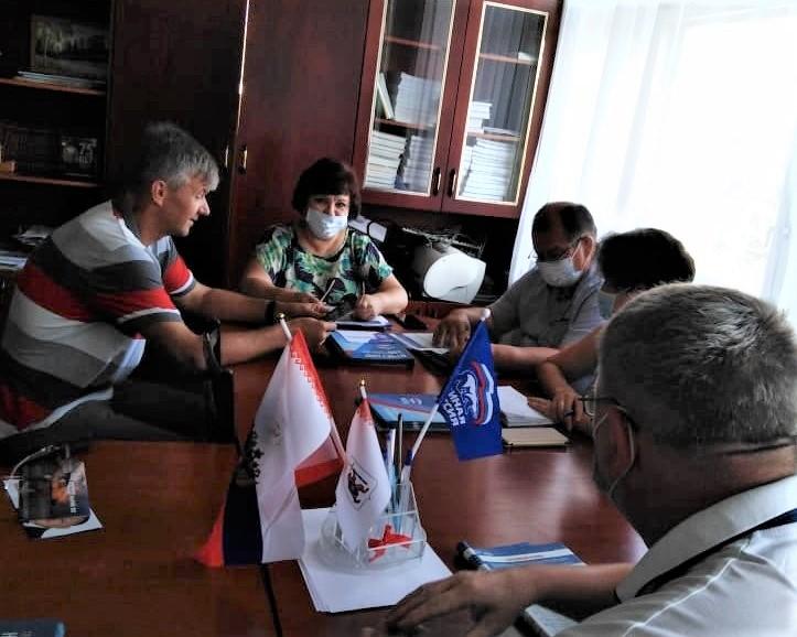 Обсуждение проекта Народной Программы прошло в Звенигово