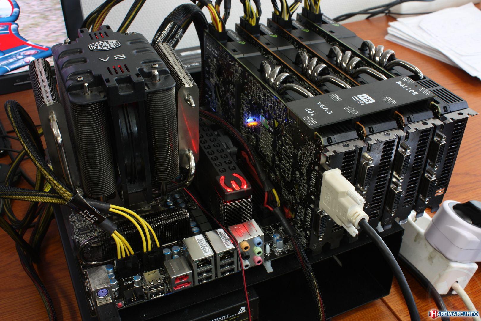 Программа NBMiner обошла блокировку майнинга в видеокартах NVIDIA RTX