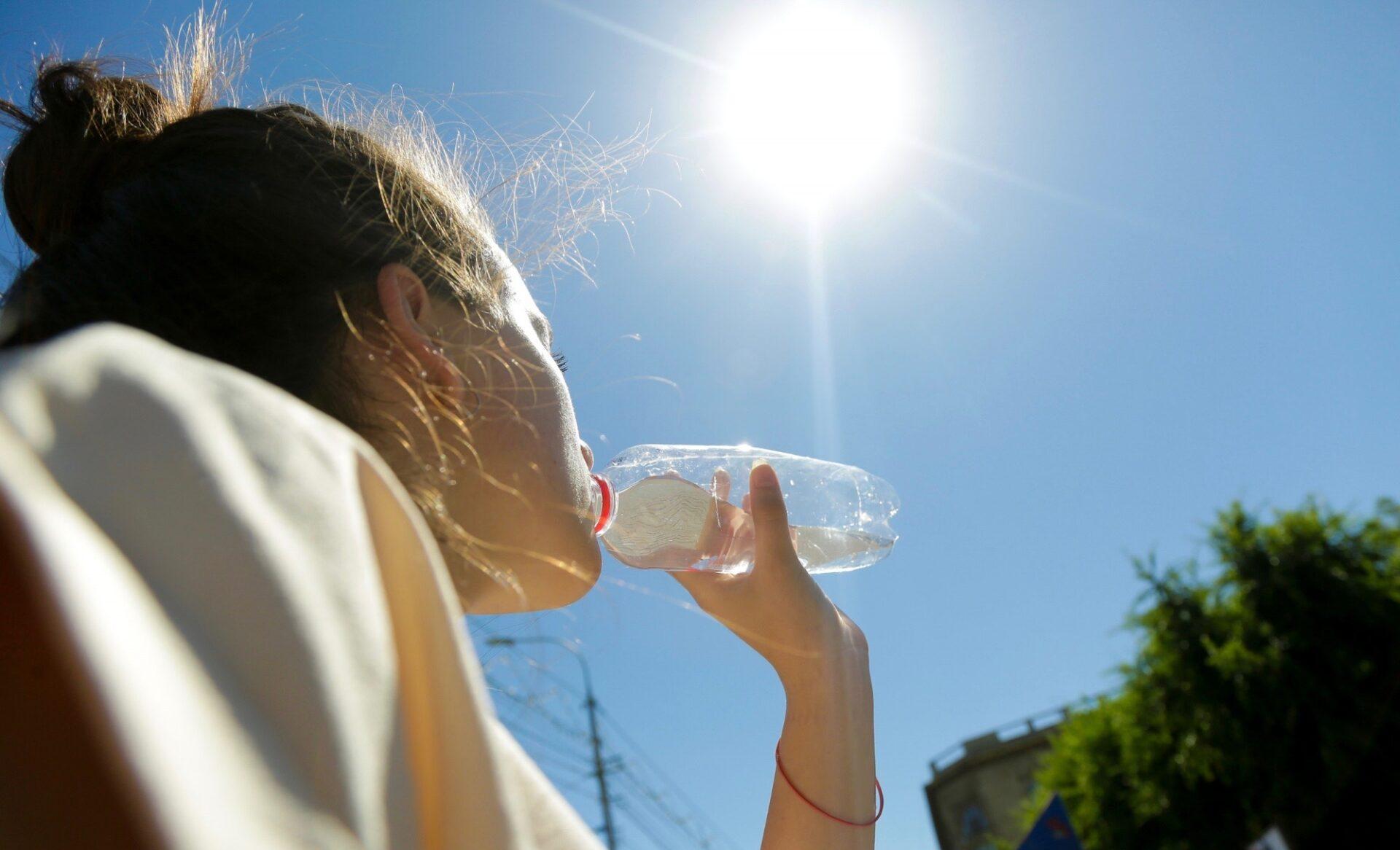 Метеорологи предупредили жителей Марий Эл об аномальной жаре
