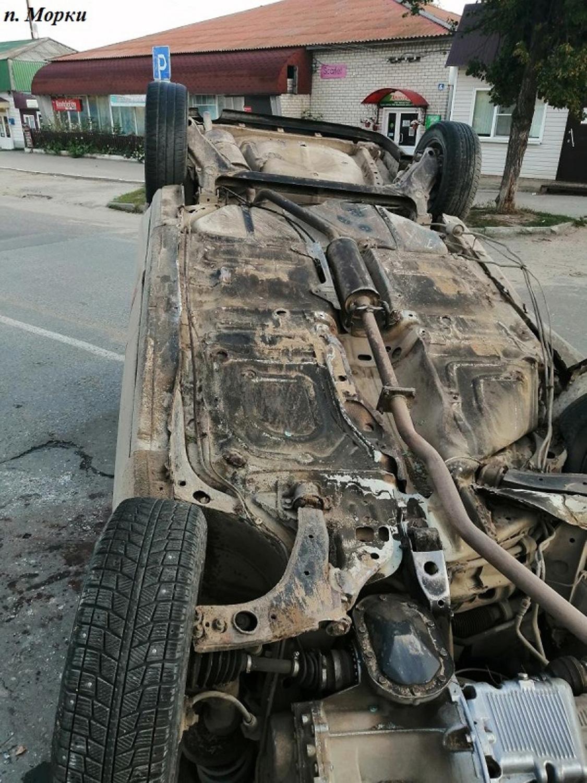 По вине 18-летнего водителя иномарки в Марий Эл пострадали две женщины