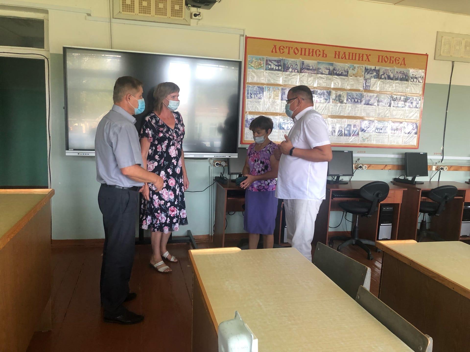 В Медведевском районе завершилась «Родительская приемка»