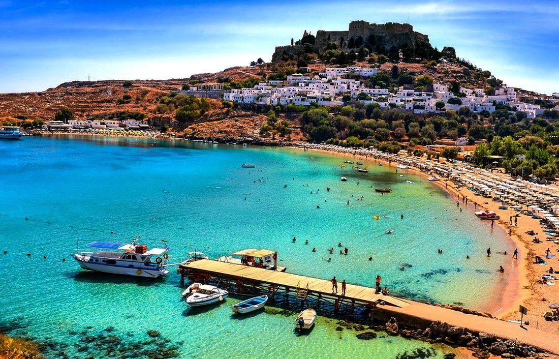 Россиянка поделилась секретами комфортного отдыха на курорте Греции