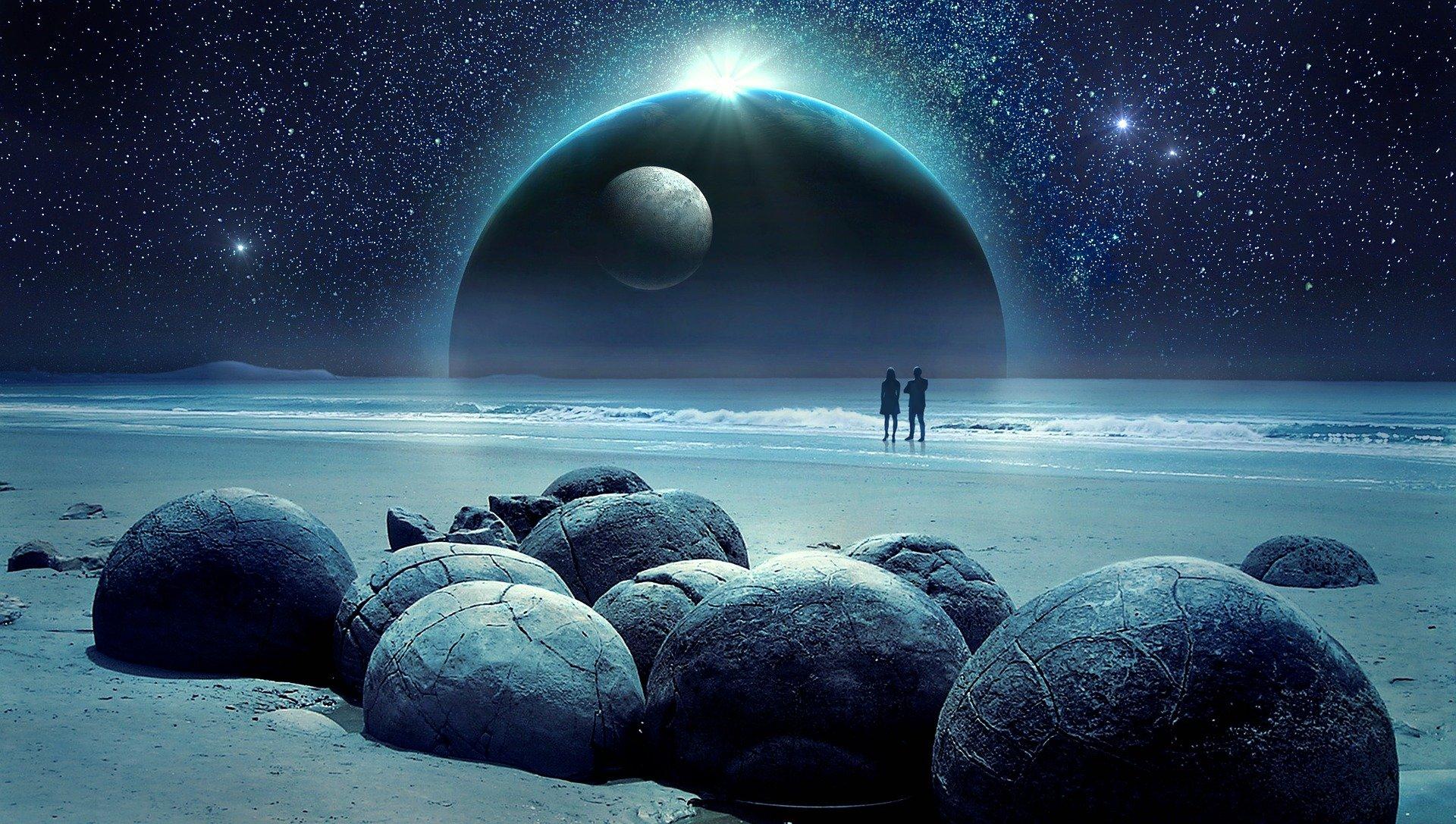 В далеких областях Млечного Пути найдены холодные планеты