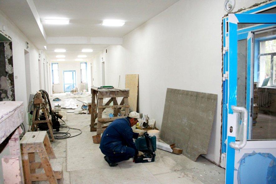 В Марий Эл капитально ремонтируют пять объектов здравоохранения