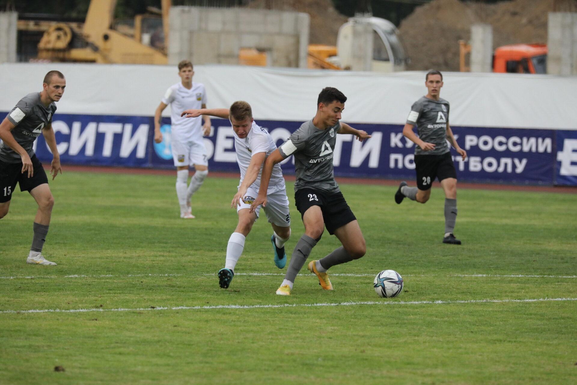 Уроженец Йошкар-Олы выступит в элитном групповом раунде Кубка России по футболу