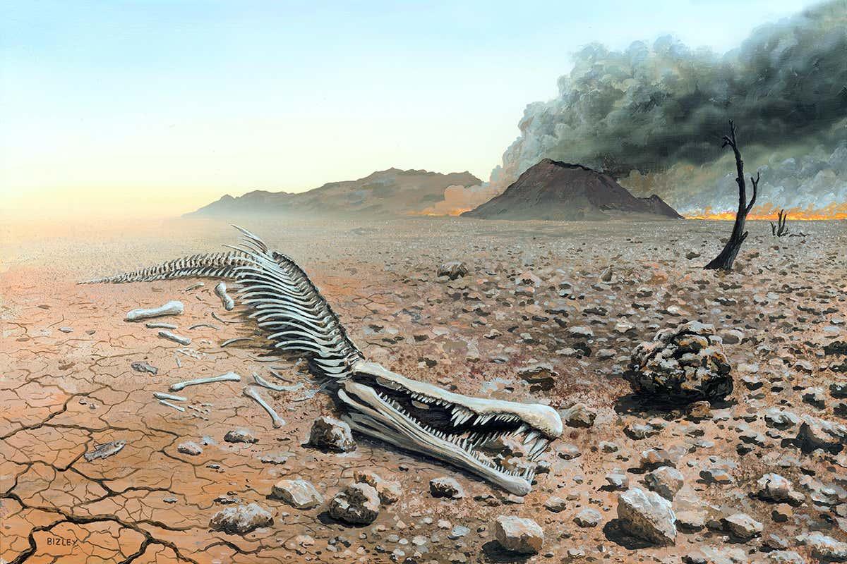 Sasapost перечислил пять наиболее массовых вымираний в истории Земли