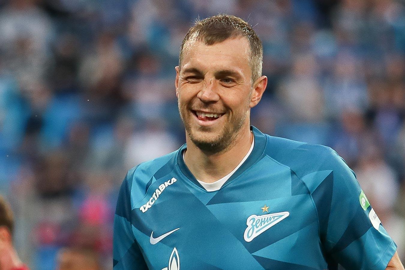 Артем Дзюба не вызван в сборную России на отборочные матчи чемпионата мира