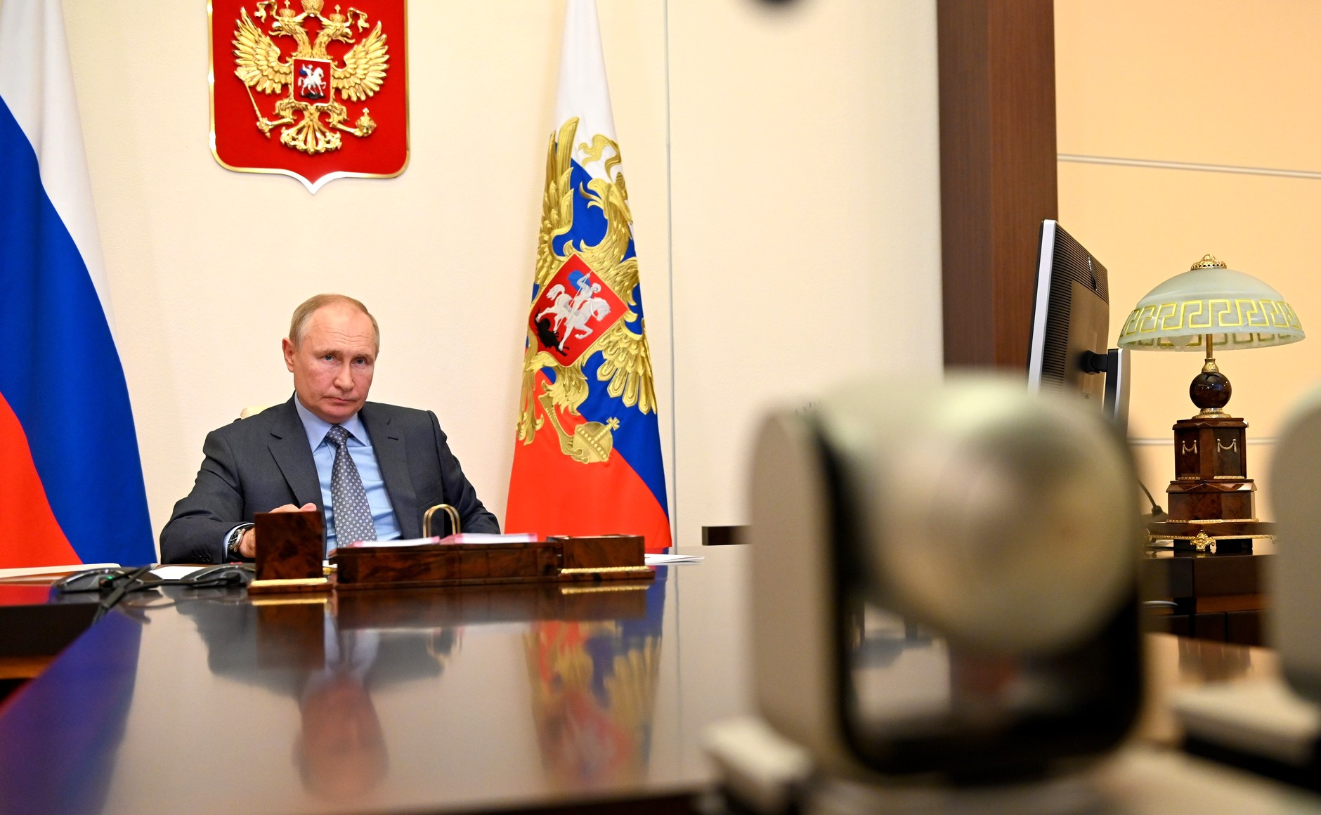 Путин: Инициативы народной программы ЕР должны быть в полном объеме отражены в бюджете