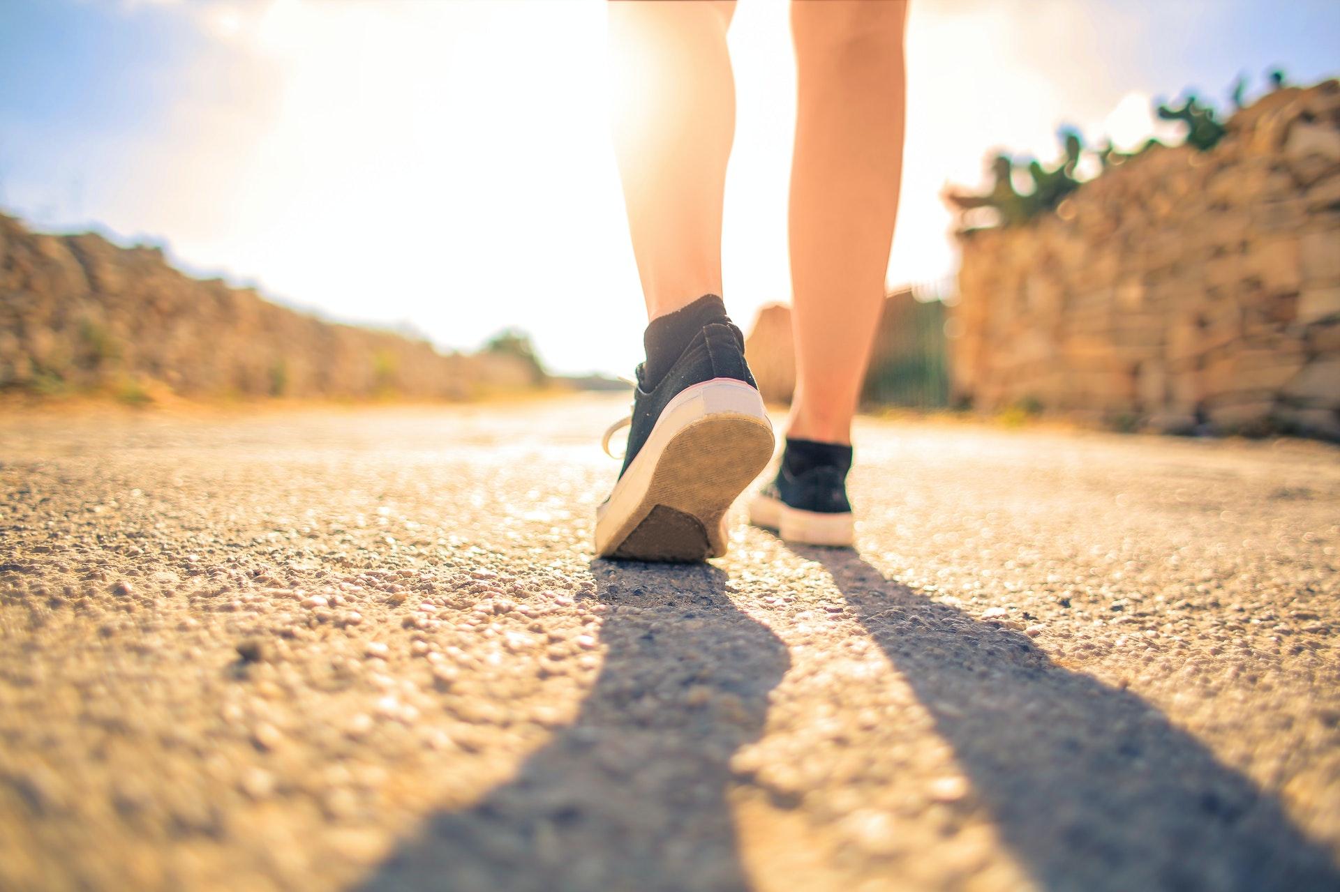 30-минутная ходьба снижает риск смерти на 54% у перенесших инсульт