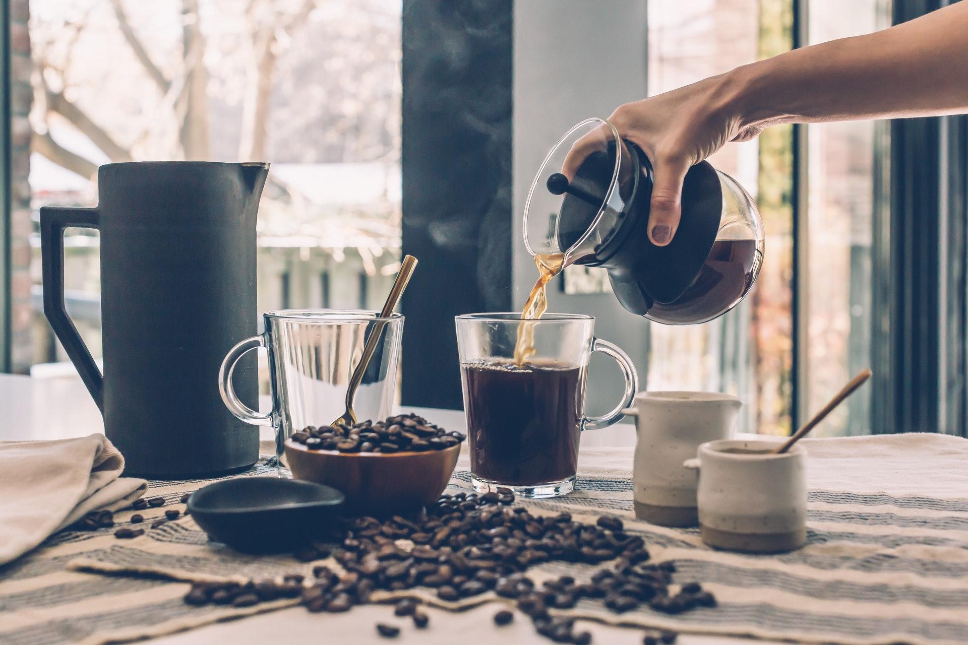 Растворимый кофе признали полезным для здоровья