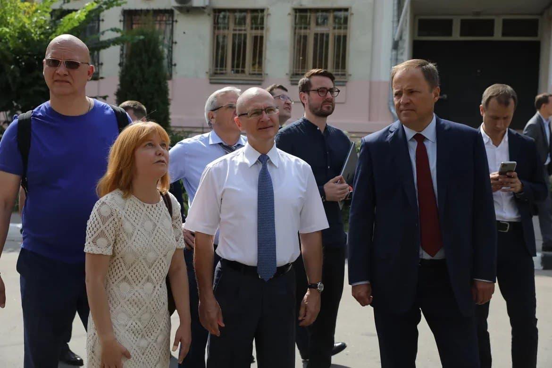 Сергей Кириенко: «800-летие – это праздник не про прошлое, а про будущее»