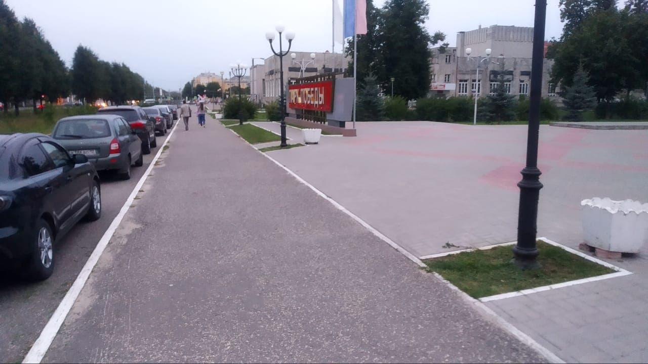 В Йошкар-Оле разыскивают девочку на велосипеде, сбившую пешехода в Парке Победы
