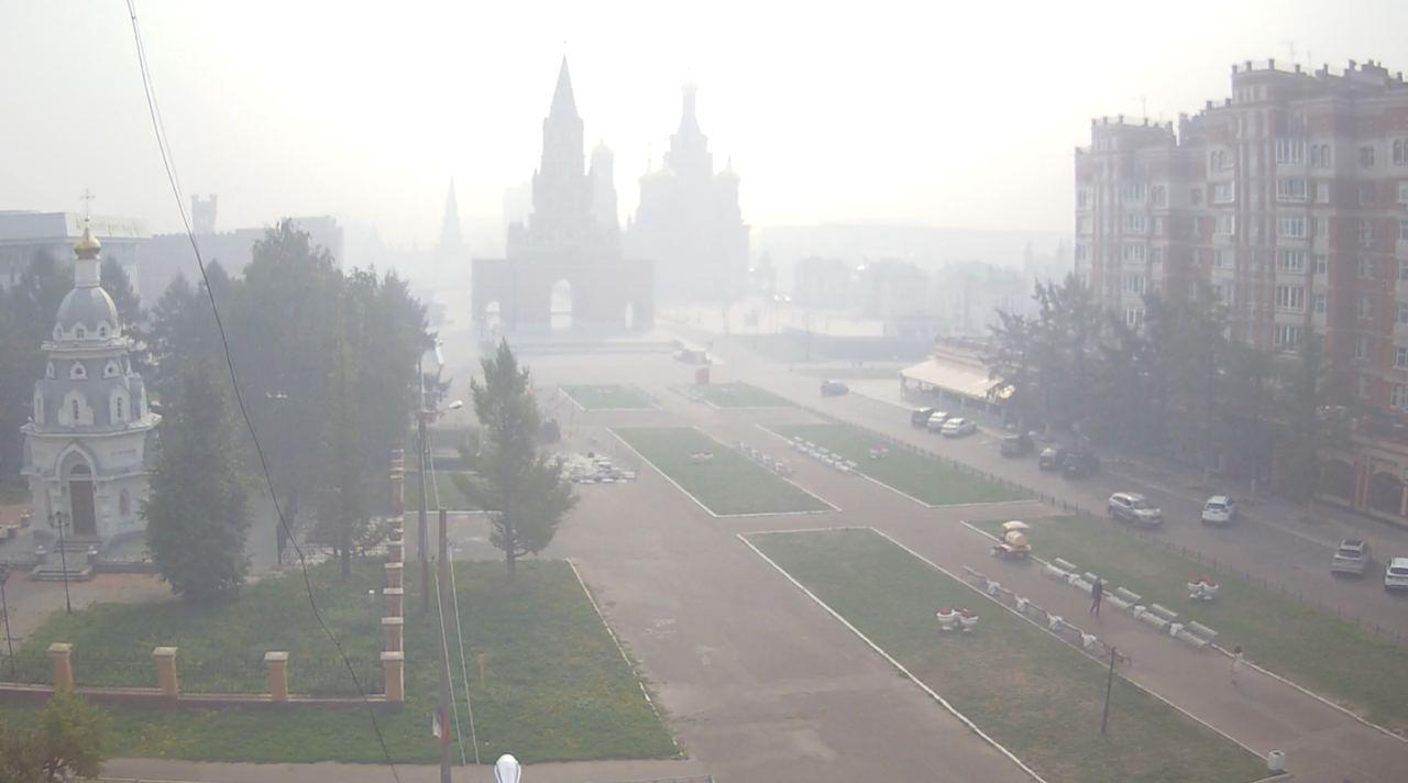 В Йошкар-Оле были отмечены незначительные превышения концентрации химических веществ в воздухе