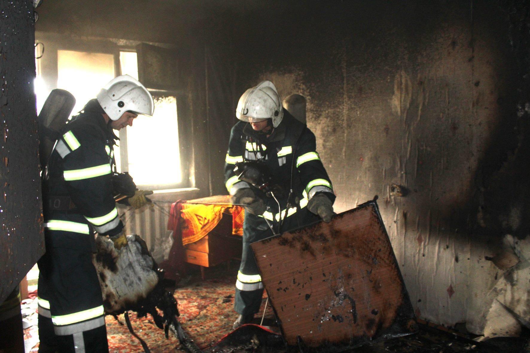 Наибольшее количество пожаров за неделю в республике произошло в Волжске