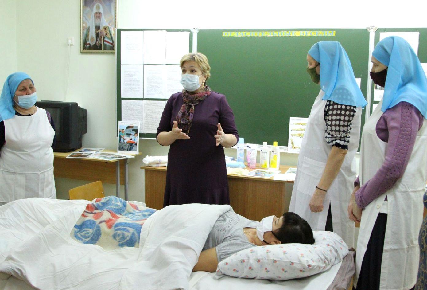 В Марий Эл сестры милосердия получили грант конкурса «Православная инициатива-2021»