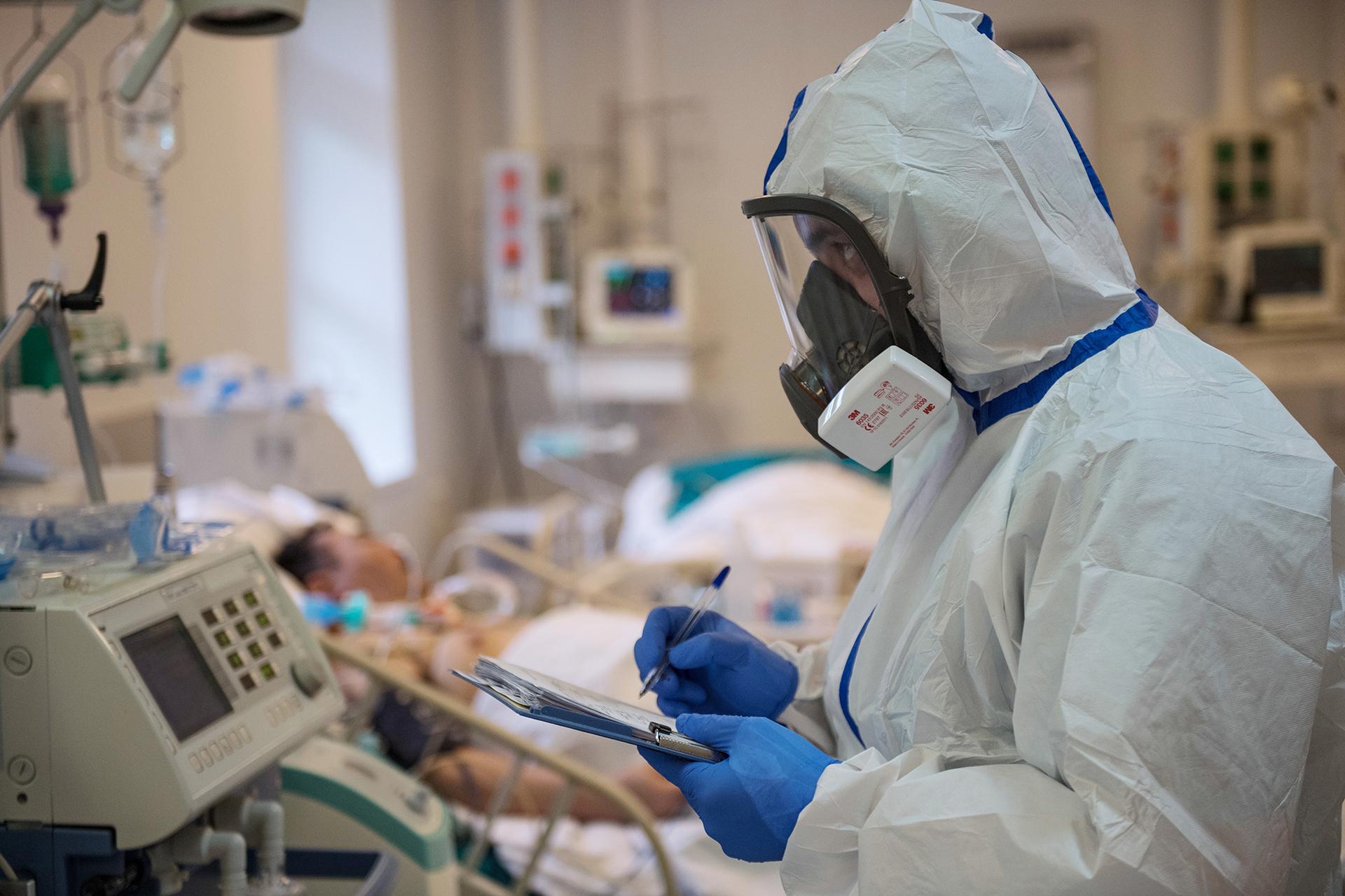 Центром Langone Health названо причиной смертности от SARS-CoV-2 большую вирусную нагрузку