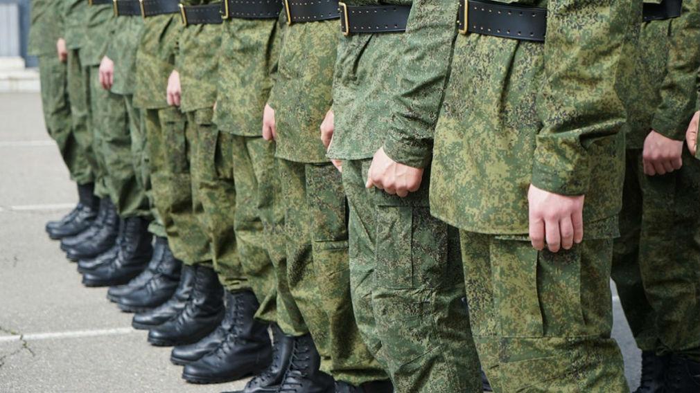 В Марий Эл военный комиссариат заключил контракт с «запасником»