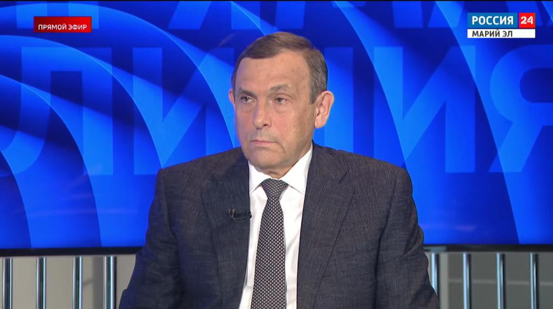 Александр Евстифеев прокомментировал работу детских домов в Марий Эл