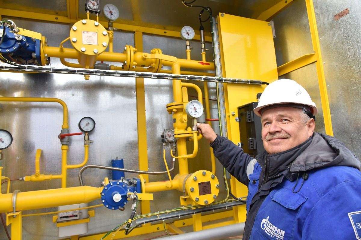 В три населенных пункта Куженерского района Марий Эл проведен газ