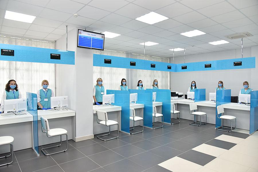 Центр предоставления мер соцподдержки отремонтировали и оборудовали в Йошкар-Оле