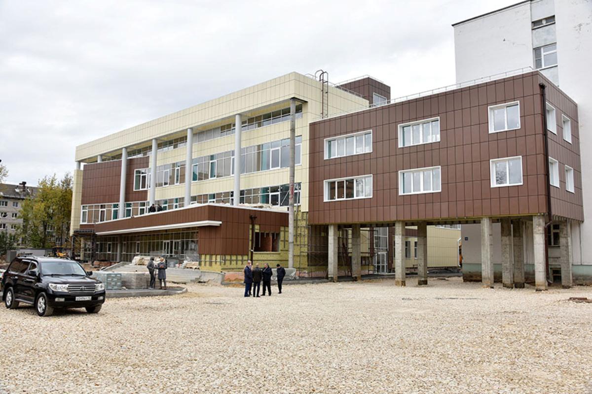 В декабре в Марий Эл начнёт работать новый Перинатальный центр
