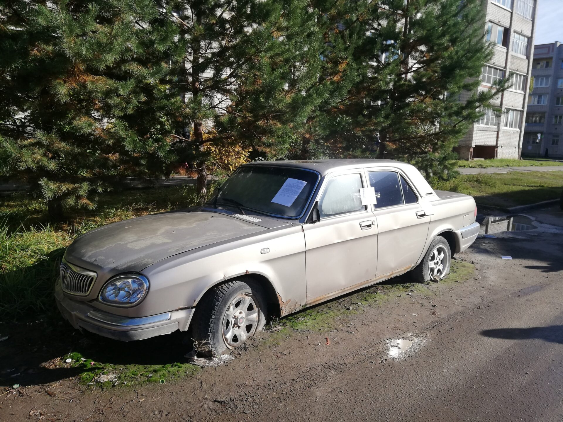 Мэрия Йошкар-Олы разыскивает владельцев брошенных автомобилей