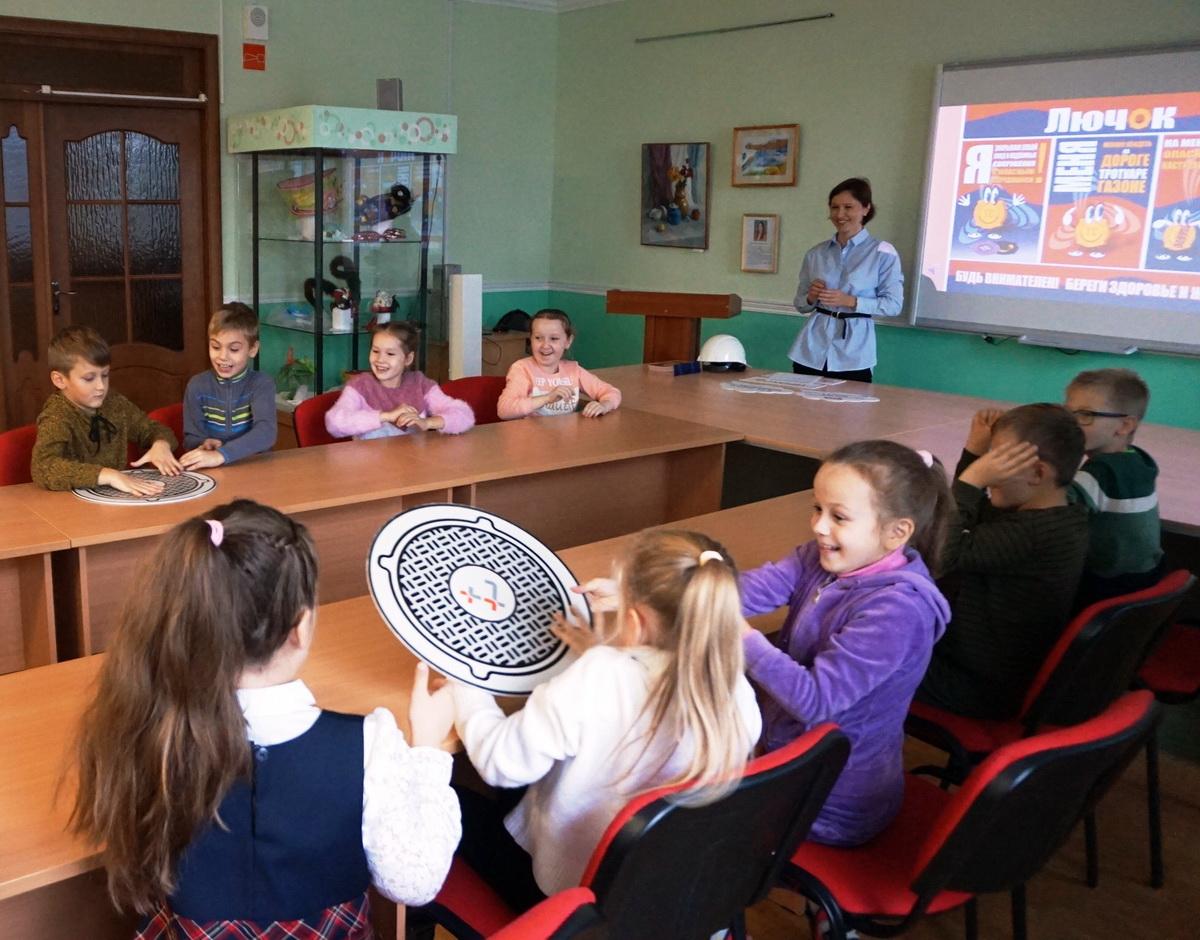 Энергетики «Т Плюс» провели урок безопасности тепла для школьников Йошкар-Олы