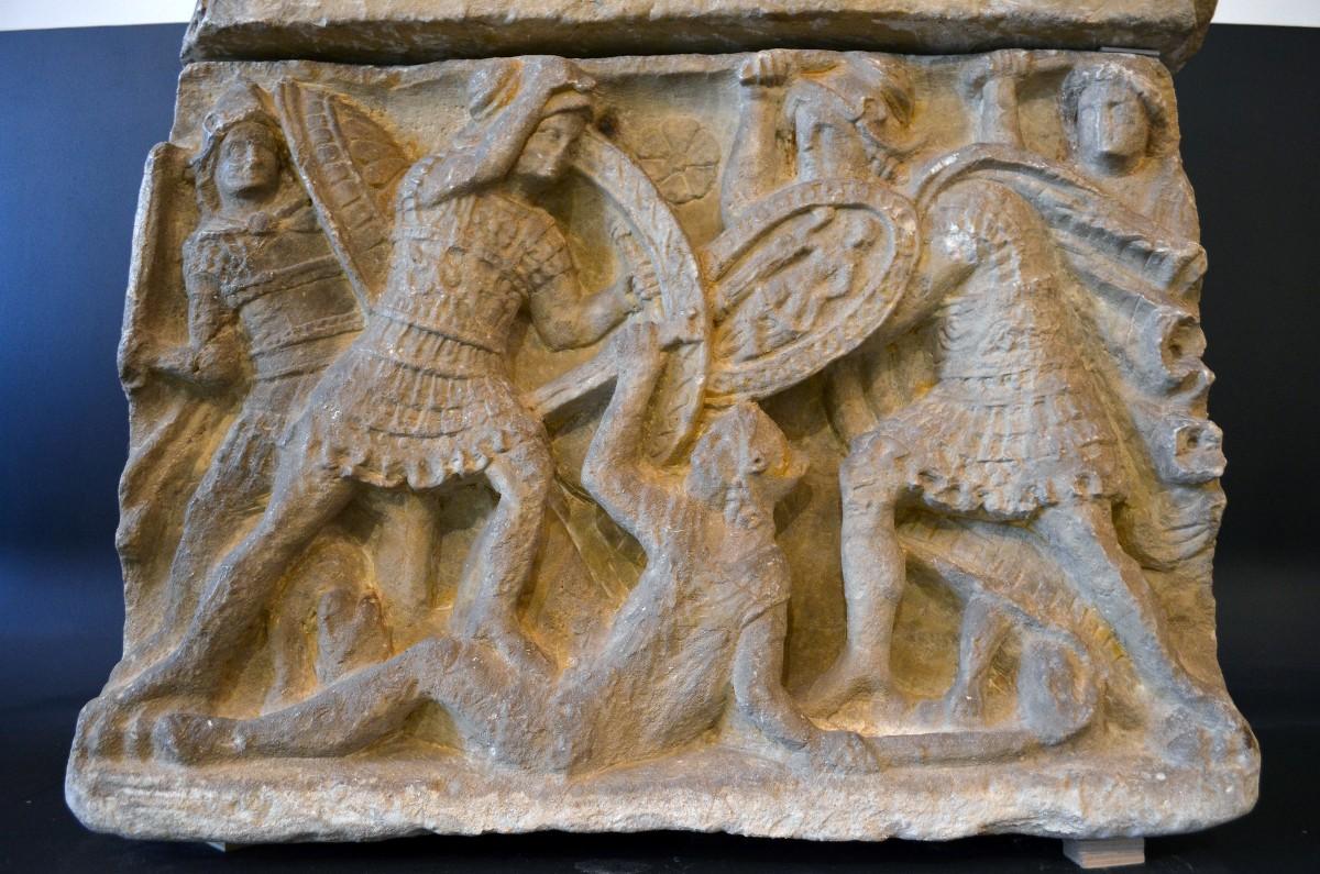 UNIFI: Древние этруски не имели азиатского происхождения