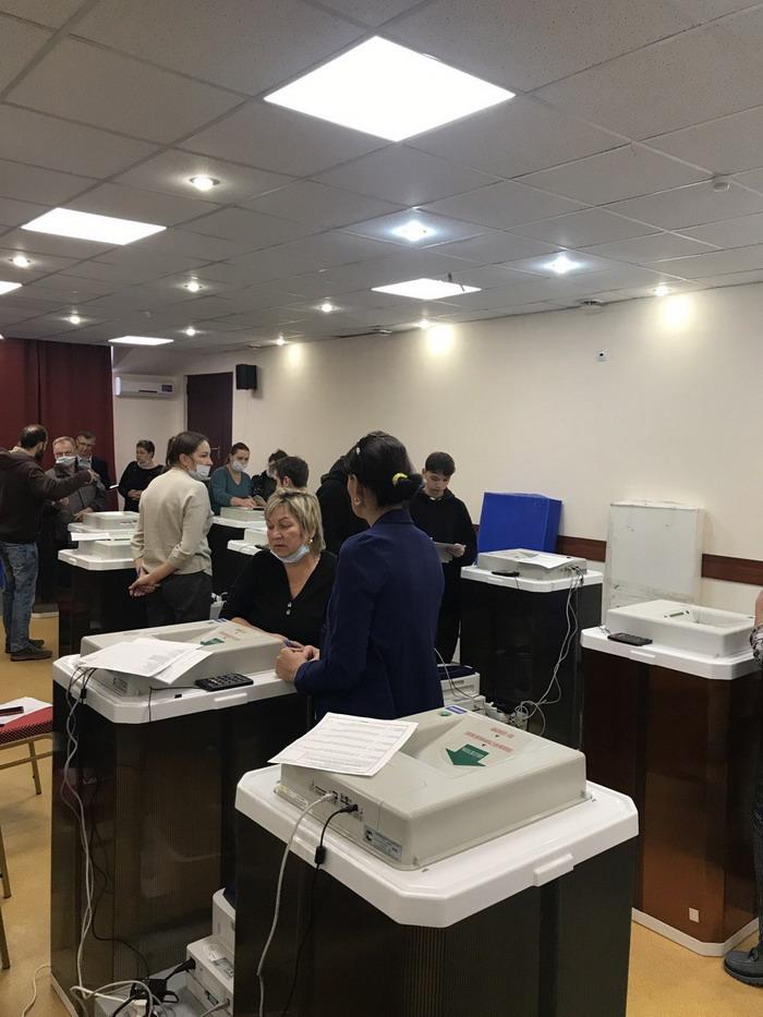 В Йошкар-Оле 84 избирательных участка оборудовали КОИБ