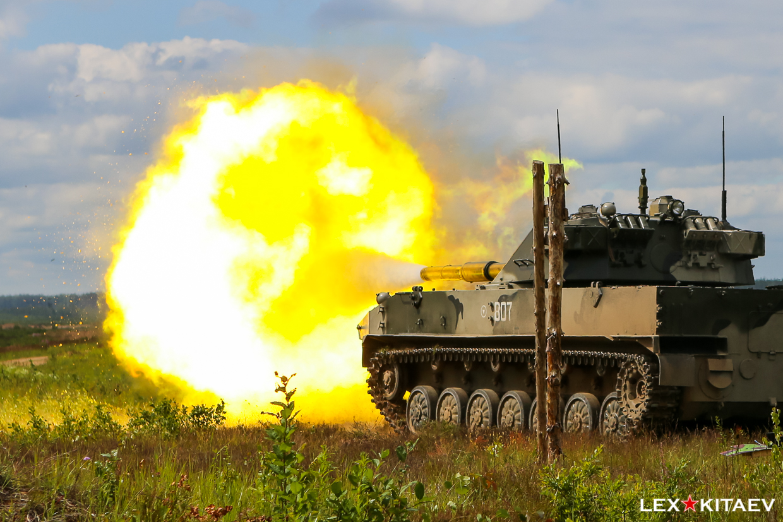Госиспытания самоходной противотанковой пушки «Спрут-СДМ1» вышли на заключительный этап