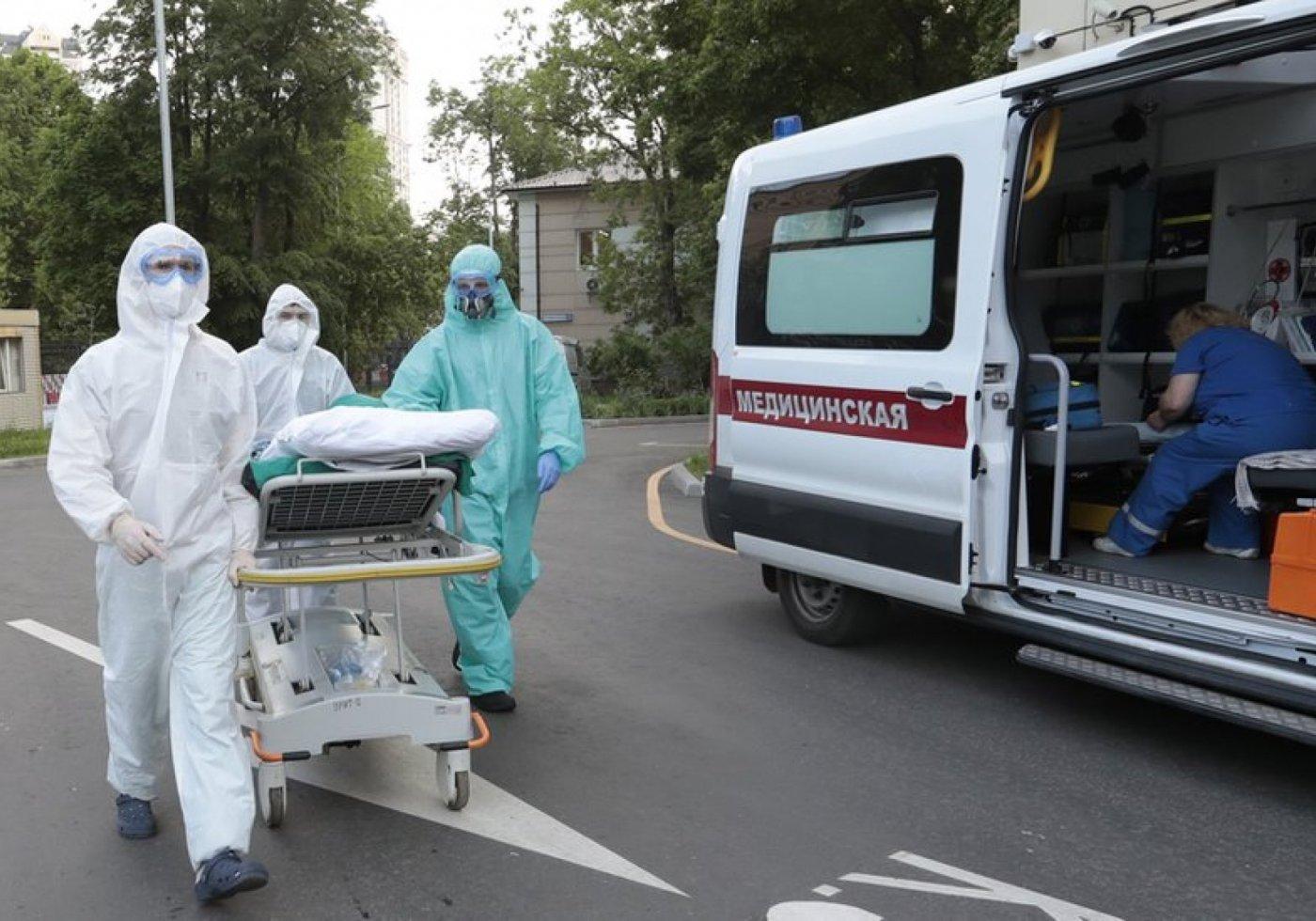 Всплеск заболеваемости коронавирусом зафиксирован в Медведевском и Моркинском районах Марий Эл