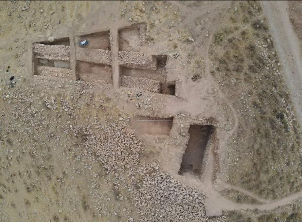 Исследователям из России и Узбекистана удалось продолжить раскопки древней крепости Узундара