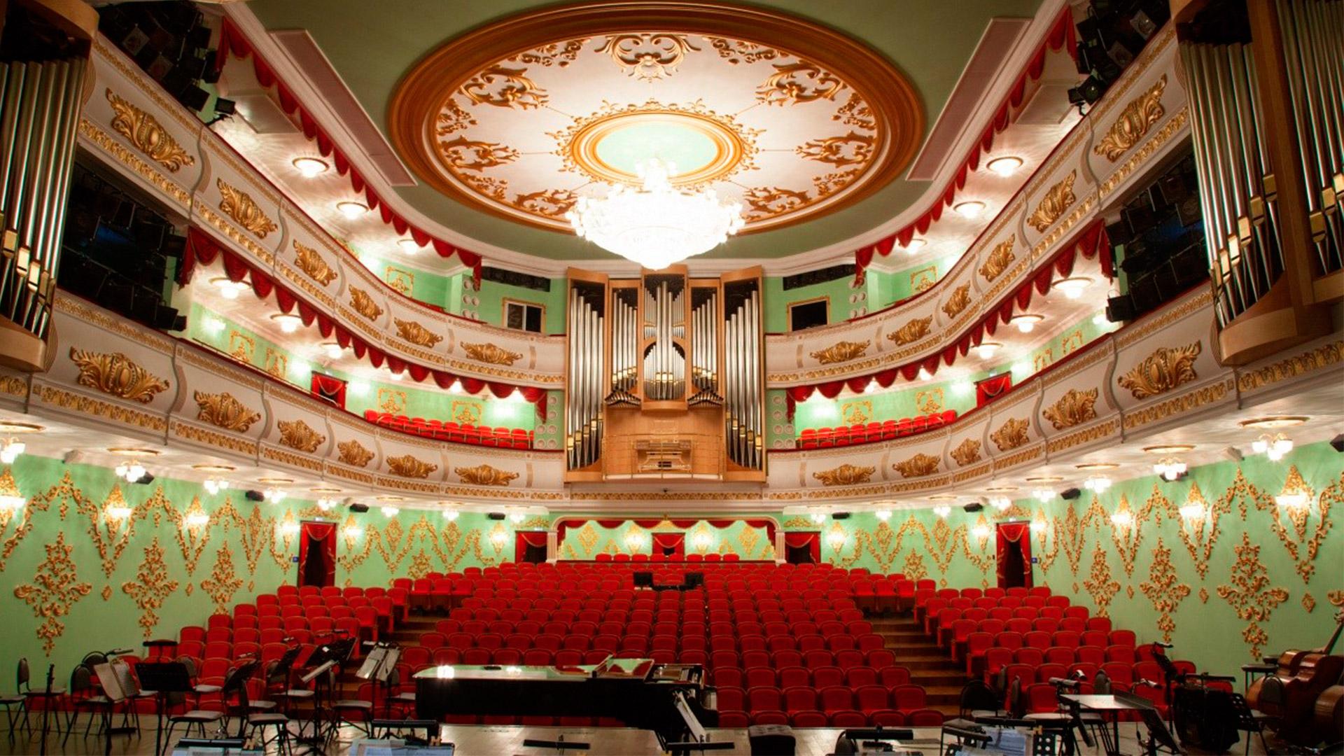 В Йошкар-Оле стартовал фестиваль оперного искусства имени Андрея Эшпая
