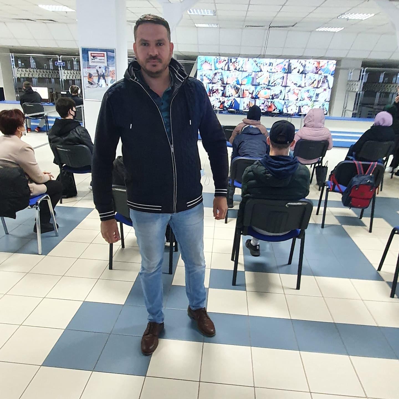 Ресторатор Иван Антропов побывал в Центре общественного наблюдения Марий Эл