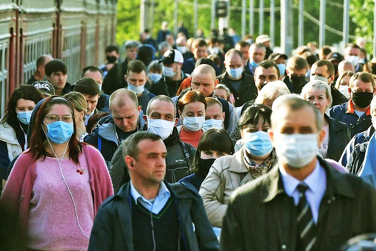 Вирусолог Нетёсов заявил об отсутствии в России четвёртой волны коронавируса
