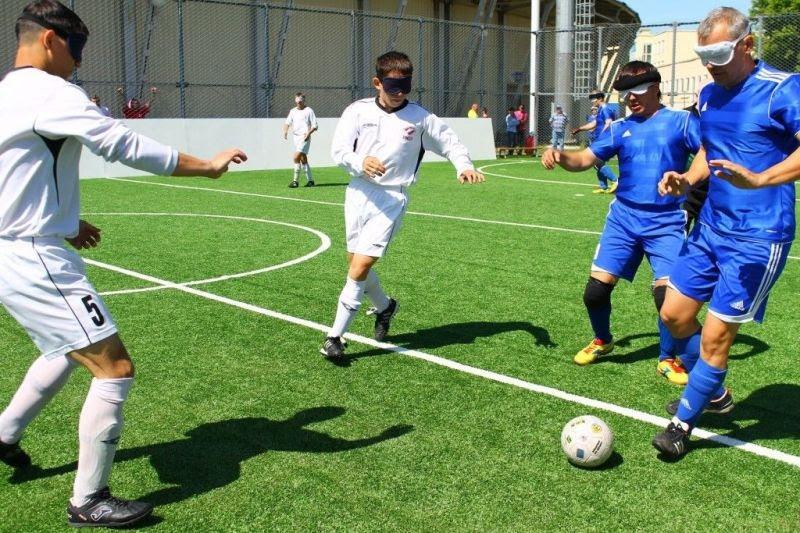 В Йошкар-Оле пройдет Первенство России по мини-футболу среди слепых спортсменов