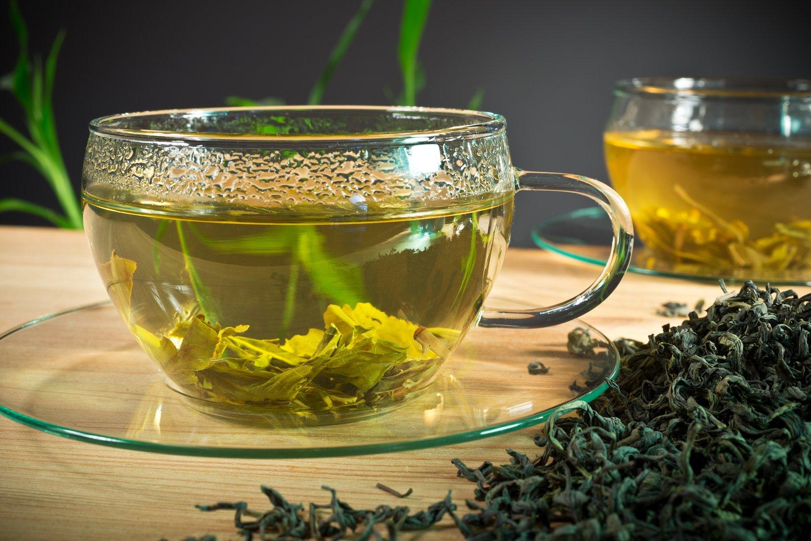 Ученый Фукусима заявил, что зеленый чай снижает риск рака и инсульта