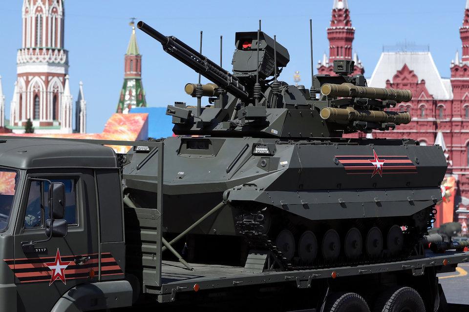 Читатели японской газеты Tokyo Shimbun восхищены отечественным боевым роботом «Уран-9»