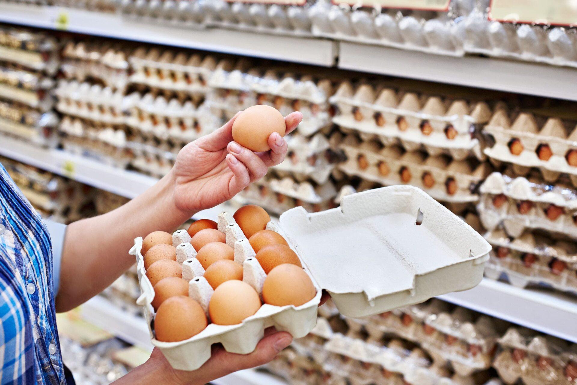В Марий Эл самое дешевое сливочное масло, но самые дорогие куриные яйца